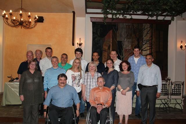 В  Москве завершилась работа  Исполкома Международной спортивной Федерации колясочников и ампутантов ( IWAS)