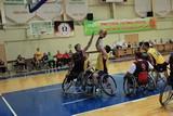 В г. Фрязино (Московская область) завершился первый круг Чемпионата России по баскетболу на колясках