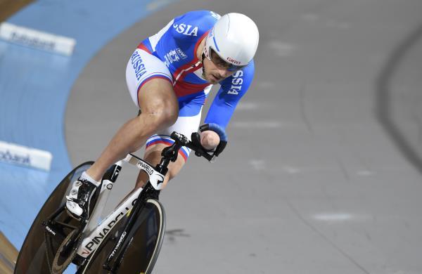 Определены победители чемпионата России по велогонкам на треке лиц с ПОДА