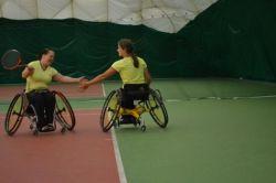 Россиянка Людмила Бубнова стала победительницей крупного международного турнира по теннису на колясках