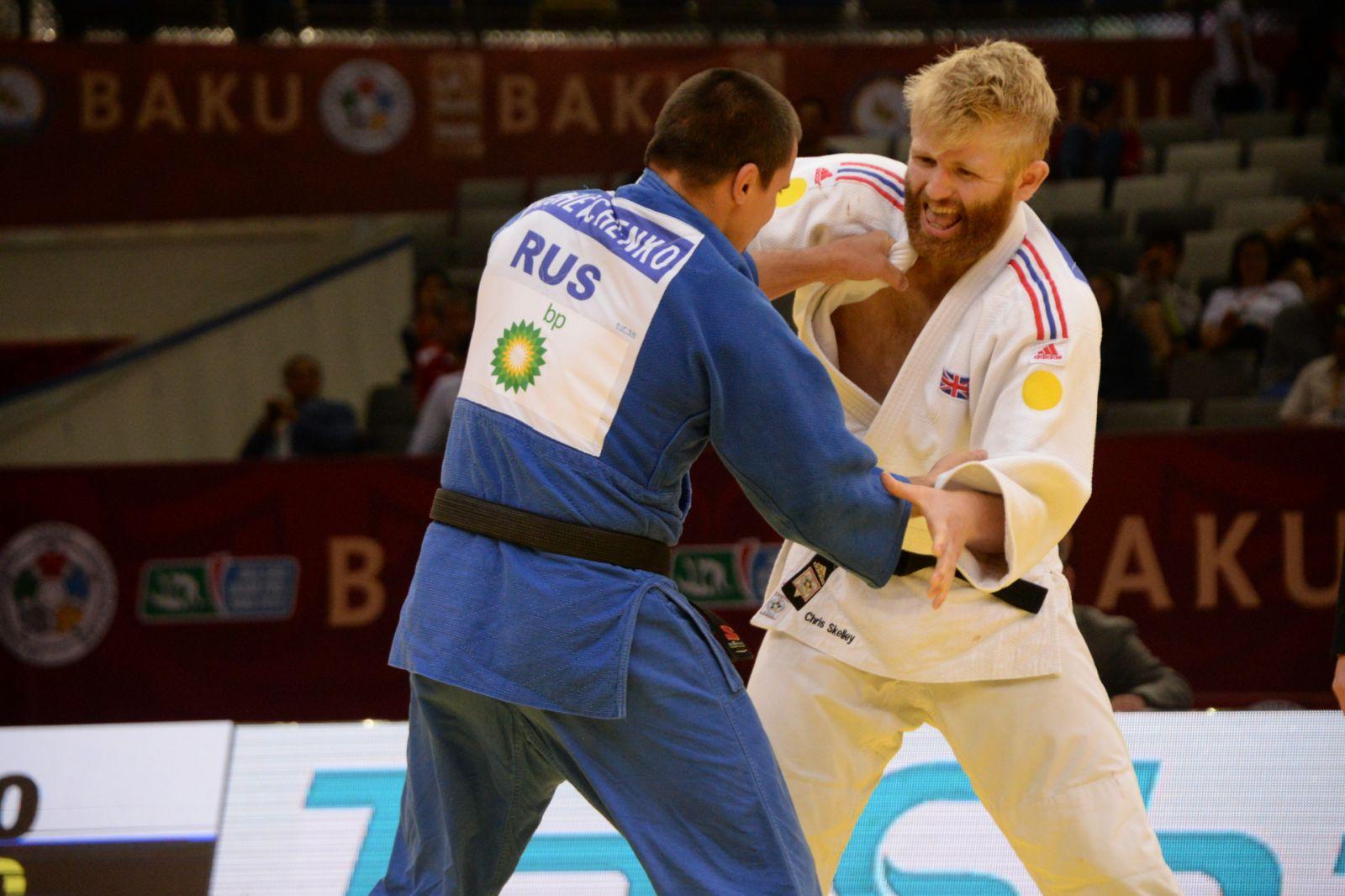 2 серебряные и 3 бронзовые награды завоевала сборная команда России по дзюдо спорта слепых на Гран-при в г. Баку