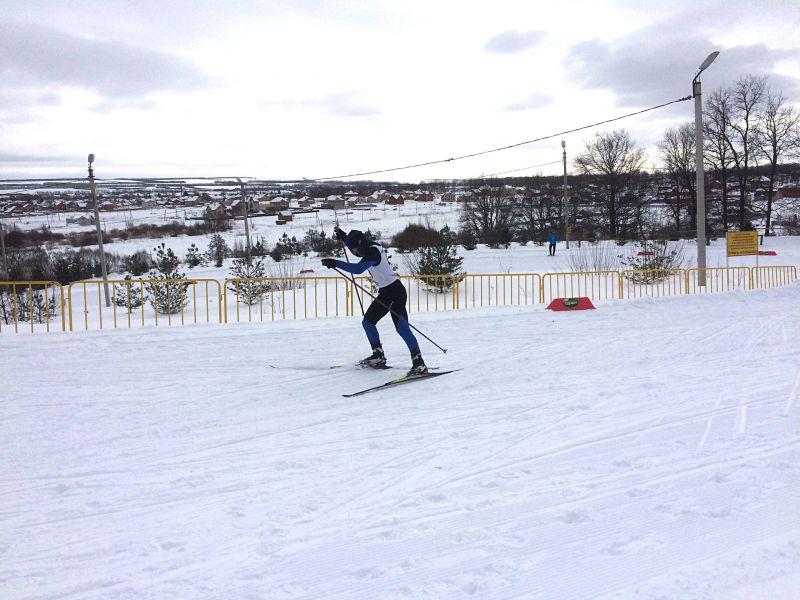 Определены победители чемпионата и первенства России по лыжным гонкам спорта лиц с интеллектуальными нарушениями