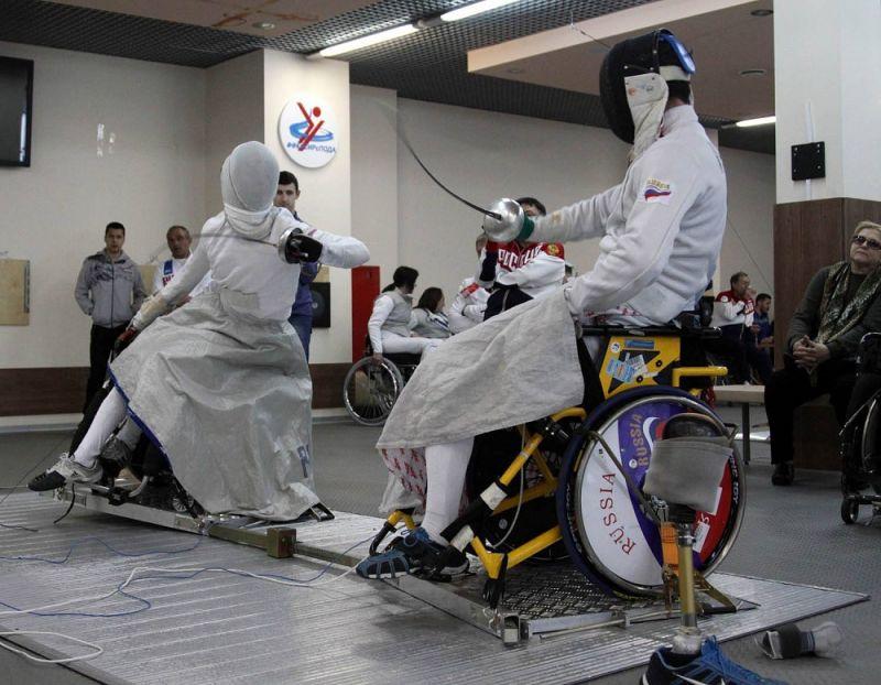Российские спортсмены на Кубке мира по фехтованию на колясках в Польше поведут борьбу за медали и позиции в рейтинге