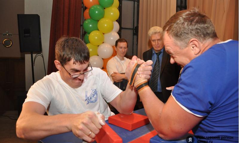 Спортсмены сборной Республики Дагестан выиграли командный зачет на чемпионате страны по армрестлингу спорта слепых