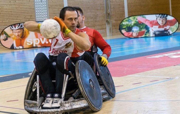 Сборная России по регби на колясках по итогам чемпионата Европы намерена вернуться в дивизион В