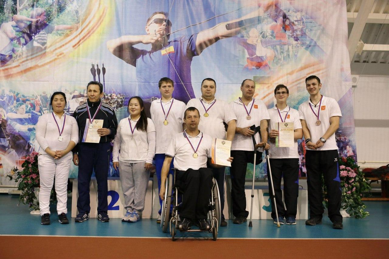 Спортсмены из шести регионов стали победителями чемпионата России по стрельбе из лука