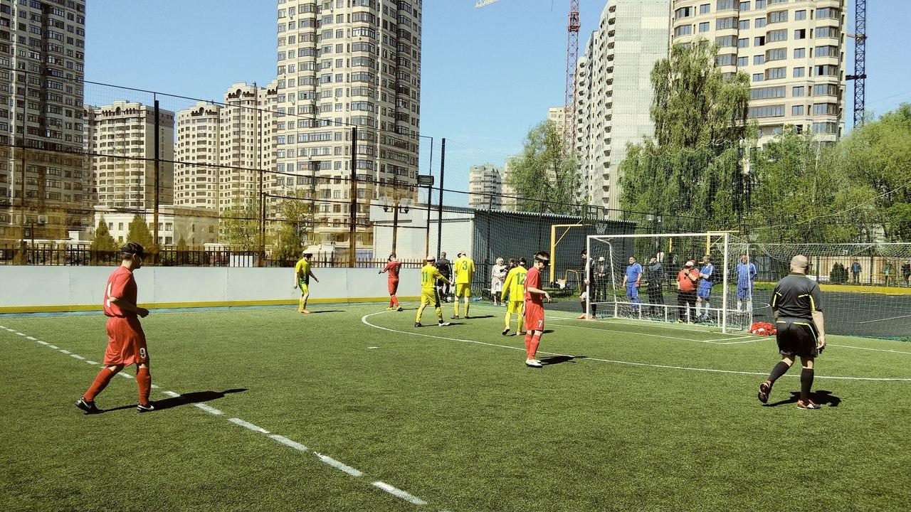 Сборная Московской области стала победителем чемпионата России по мини-футболу 5х5 класс В1 (тотально-слепые спортсмены)