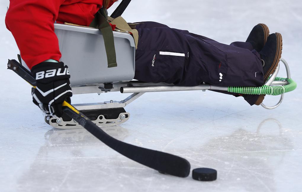 ТАСС: ПКР и КХЛ рассматривают возможность проведения турнира по следж-хоккею в Сочи