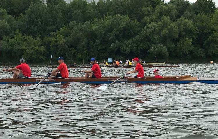 Команда из Липецкой области завоевала золотые медали на чемпионате России по академической гребле спорта ЛИН