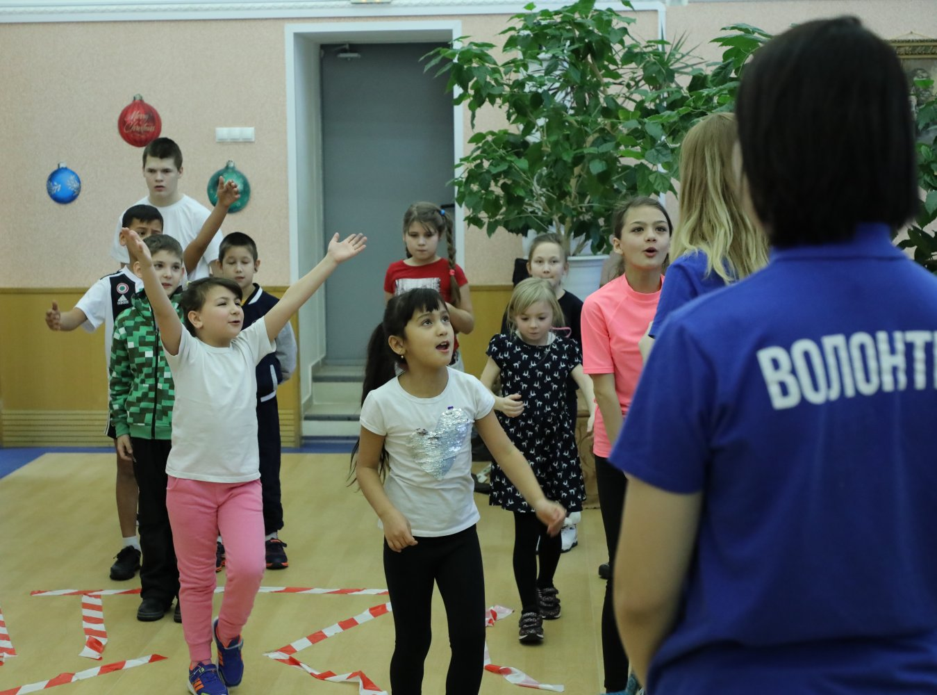 В Ханты-Мансийске в рамках спортивно-образовательных проектов ПКР прошел Паралимпийский урок