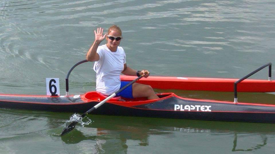 Россиянка Надежда Андреева завоевала бронзовую медаль на чемпионате мира по параканоэ в Чехии