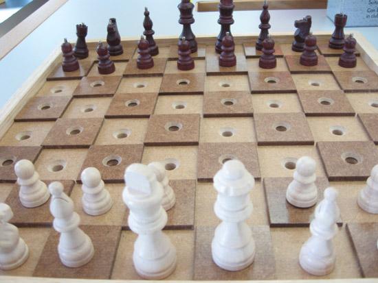 Дмитрий Данильченко и Полина Тараненко стали победителями первенства России по шахматам спорта слепых