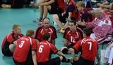 Мужская сборная команда России по волейболу сидя заняла первое место на международных соревнованиях в Нидерландах
