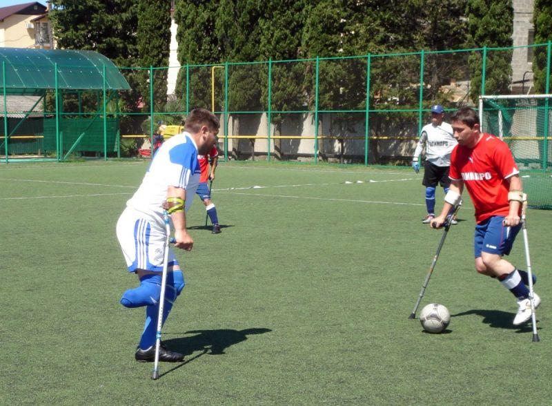 В Нижегородской области состоится 1 круг чемпионата России по футболу ампутантов