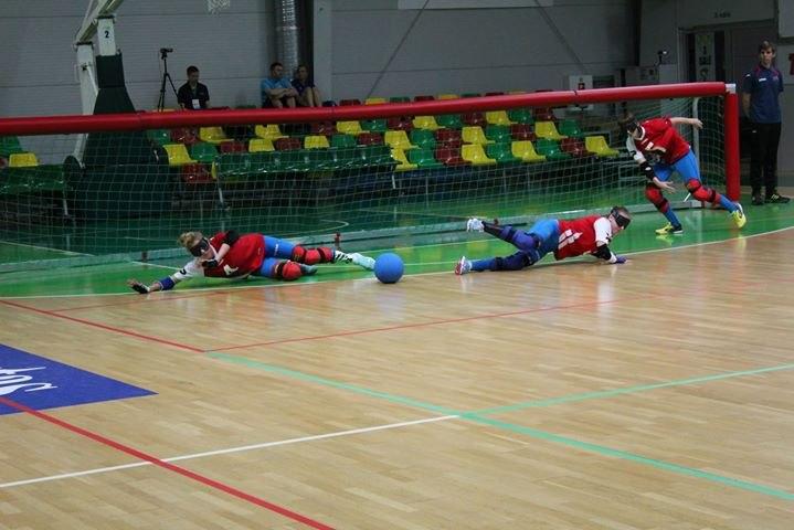 Женская сборная команда России по голболу примет участие в международном традиционном турнире в Финляндии