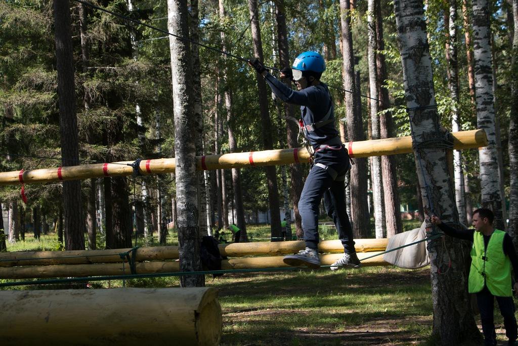 Команда из Самарской области стала победителем чемпионата России по спортивному туризму спорта слепых в Республике Марий Эл