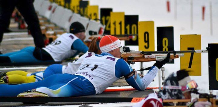 Российские спортсмены выиграли 19 медалей в первые два дня первого этапа Кубка мира осенне-зимнего соревновательного сезона 2014-2015 г.г. по лыжным гонкам и биатлону спорта лиц с ПОДА и спорта слепых