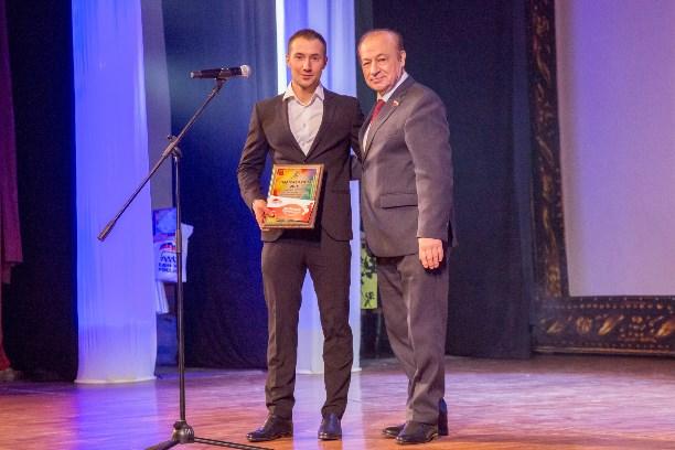 Владимир Удальцов признан лучшим спортсменом Тульской области 2018 года