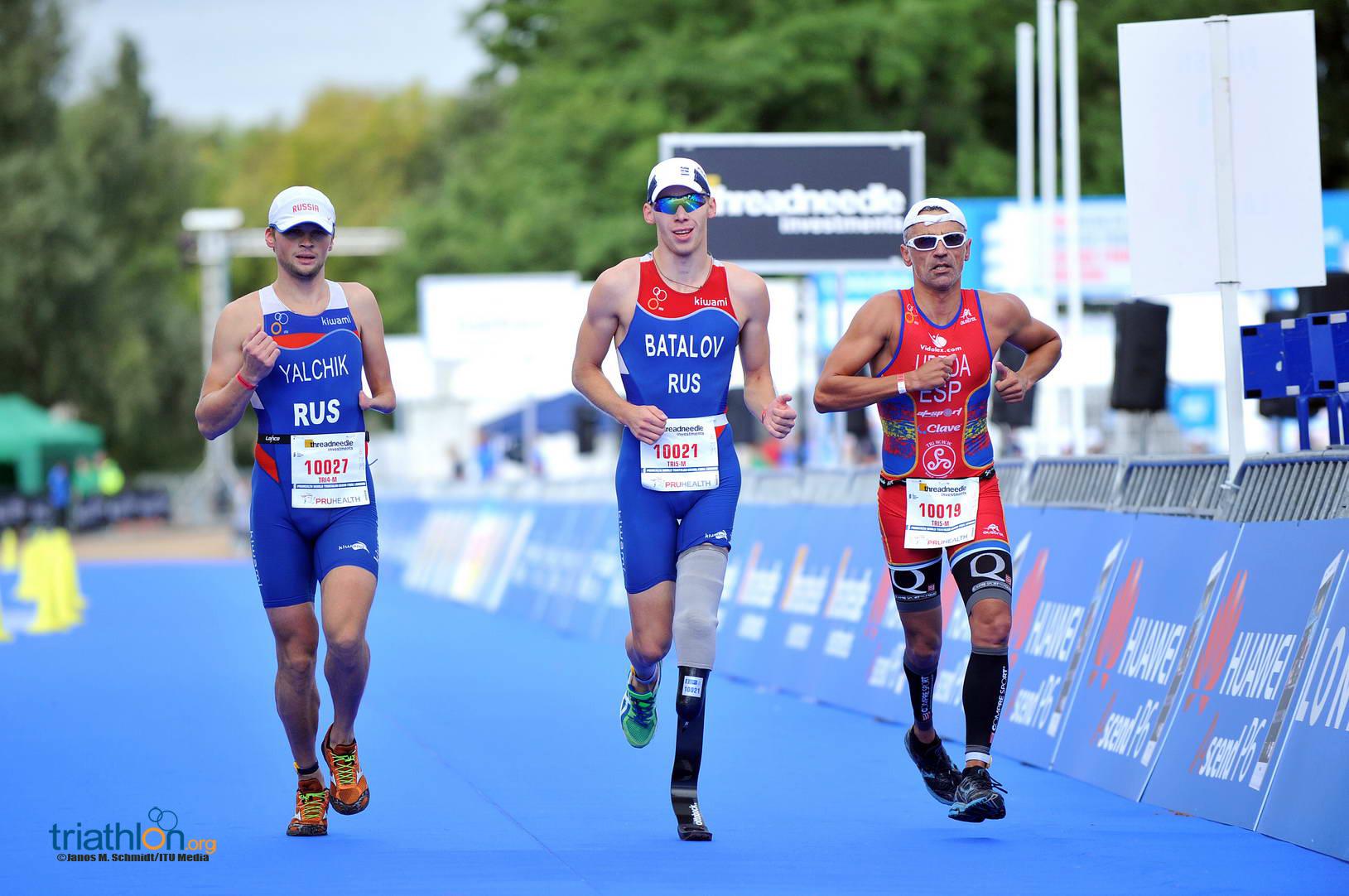Российские триатлонисты примут участие в чемпионате мира в Нидерландах