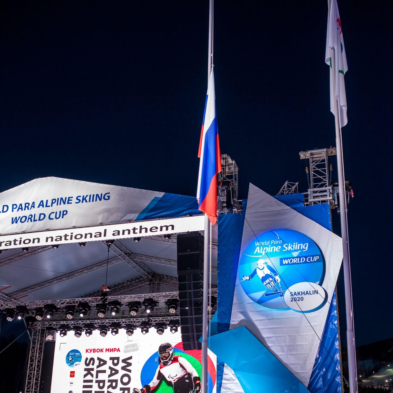 Итоги выступления сборной России на 4-м этапе Кубка мира по горнолыжному спорту МПК в Южно-Сахалинске