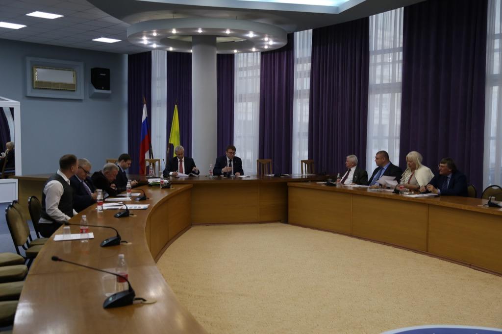 Руководители ПКР в г. Элисте приняли участие в заседании Совета Всероссийской федерации спорта лиц с ПОДА
