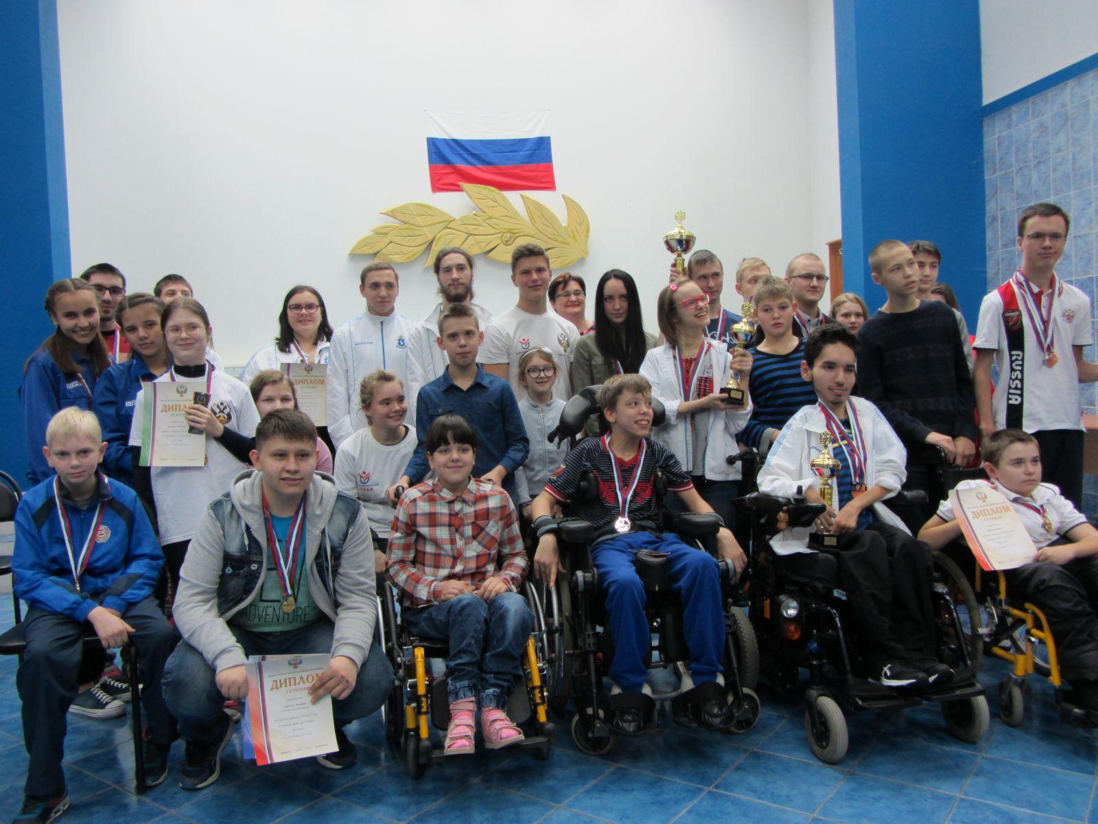 Шахматисты Курганской области и шашисты Республики Мордовия спорта лиц с ПОДА стали победителями командных соревнований на первенстве страны в Волгограде