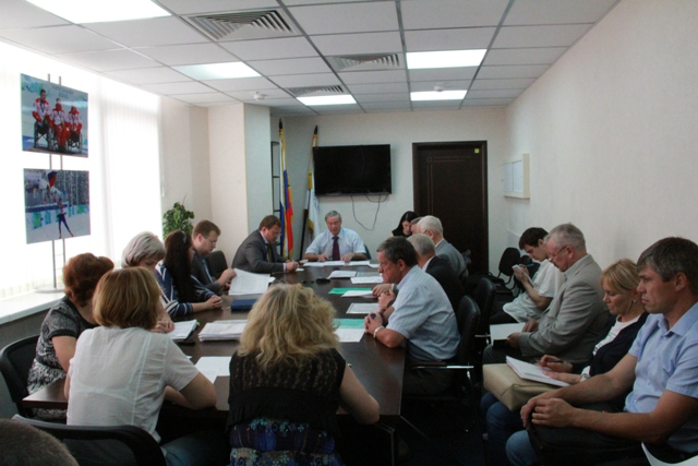 П.А. Рожков провел заседание Рабочей группы по подготовке к XIV Паралимпийским летним играм 2012 года в Лондоне (Великобритания)