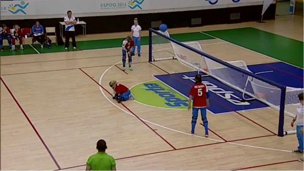 Команды из 15 регионов примут участие в чемпионате России по голболу, стартовавшем в подмосковном Раменском