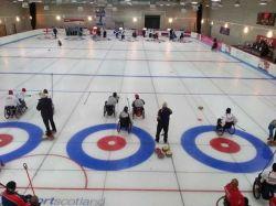 Российские керлингисты в ноябре двумя составами выступят на турнирах в Канаде