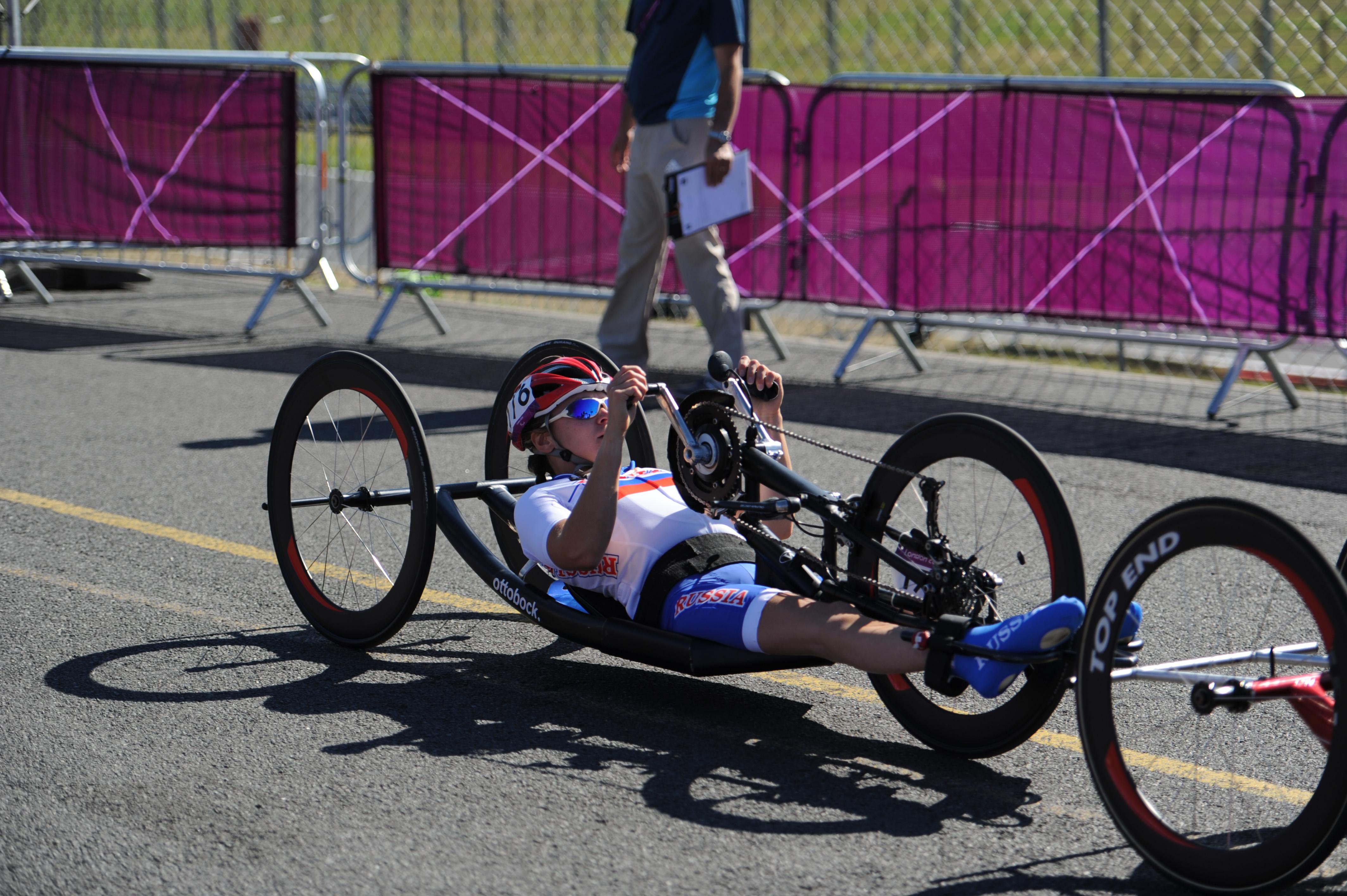 Паралимпийская сборная России по велоспорту завершает подготовку к чемпионату мира, который стартует 27 июля в Швейцарии