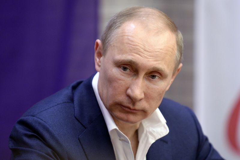 Президент РФ В.В. Путин направил поздравление физкультурникам, спортсменам, работникам сферы физической культуры и спорта