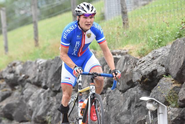 В Удмуртии стартовал чемпионат России по велоспорту-шоссе среди лиц с ПОДА