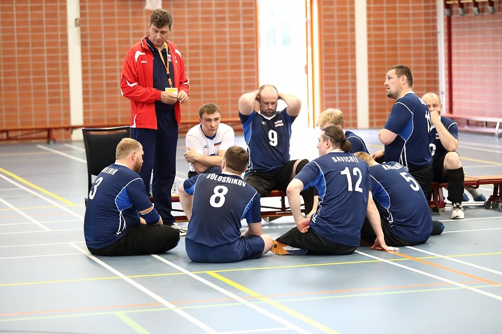 Мужская сборная команда России по волейболу сидя примет участие в XVIII международном турнире «SARAJEVO OPEN 2019»