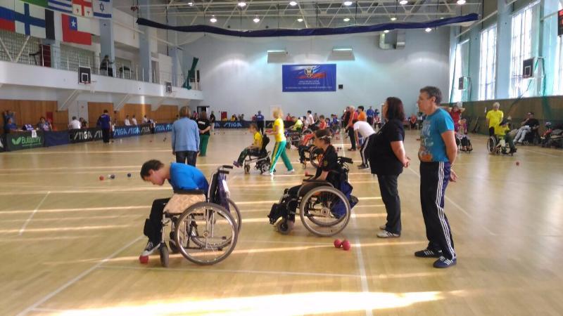 Спортсмены из шести регионов страны примут участие в международном турнире по бочча в Тульской области