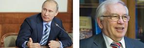 Состоялась встреча Президента Российской Федерации В. В. Путина и президента Паралимпийского комитета России В. П. Лукина, который накануне вернулся с Украины, куда был направлен главой Государства с рабочим визитом