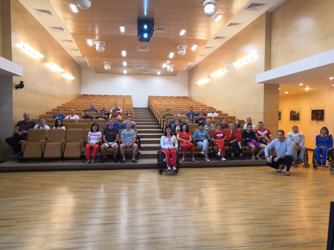 ПКР на базе УТЦ «Новогорск» провел лекцию по правилам и порядку предоставления информации о местонахождении в системе АДАМС