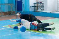 В Московской области стартует чемпионат России по торболу, проводимый Федерацией спорта слепых