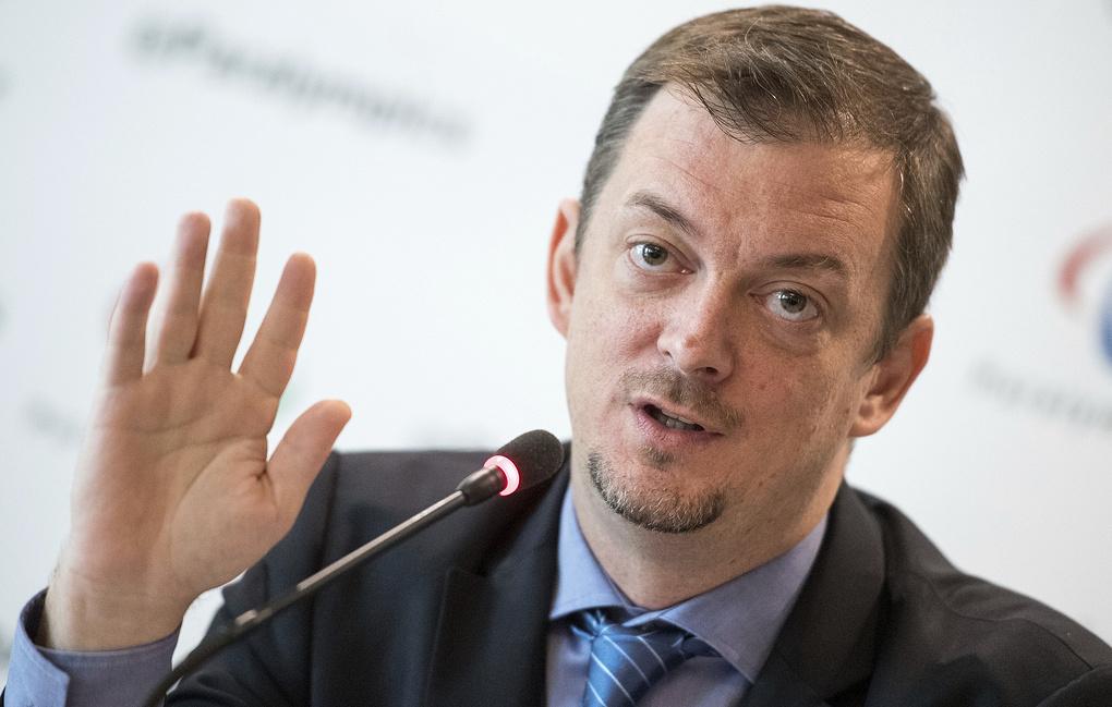 Президент МПК Эндрю Парсонс в комментарии ТАСС: Паралимпийский комитет России погасил более половины расходов по восстановлению в МПК