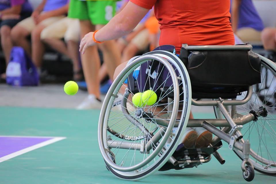 Женская сборная команда России по теннису на колясках примет участие в командном чемпионате Европы в Португалии