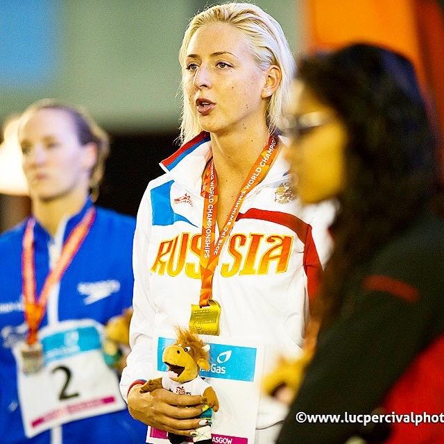 В третий соревновательный день чемпионата мира Международного паралимпийского комитета по плаванию сборная команда России завоевала 7 золотых, 3 серебряные и 1 бронзовую медали