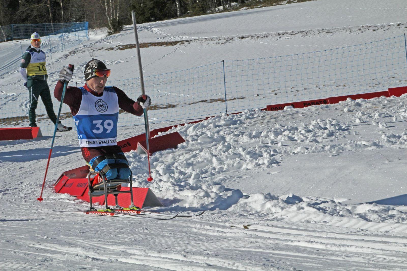 Сборная команда России завоевала 20 золотых, 15 серебряных и 20 бронзовых медалей на 3-м этапе Кубка мира по лыжным гонкам и биатлону МПК в Германии