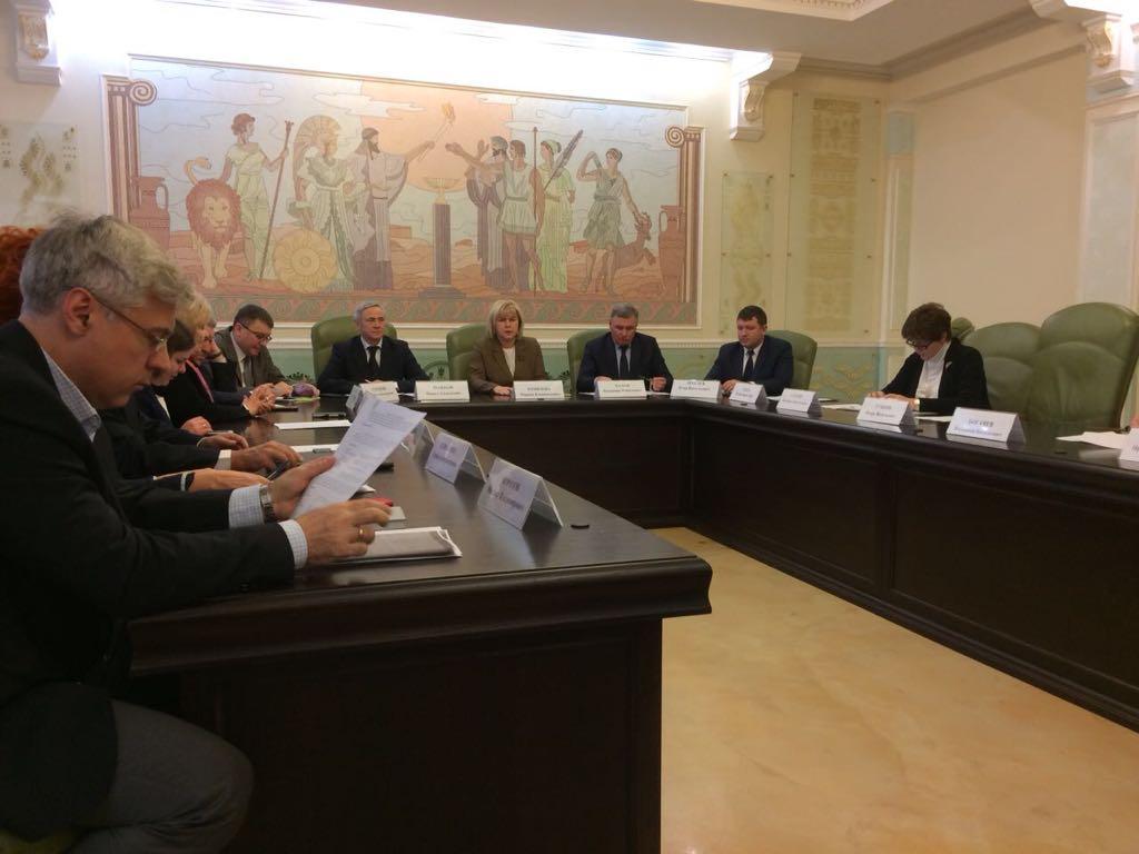 Руководители ПКР в Минспорте России приняли участие в совещании по утверждению календарного плана по проведению Всероссийских соревнований на 2018 год