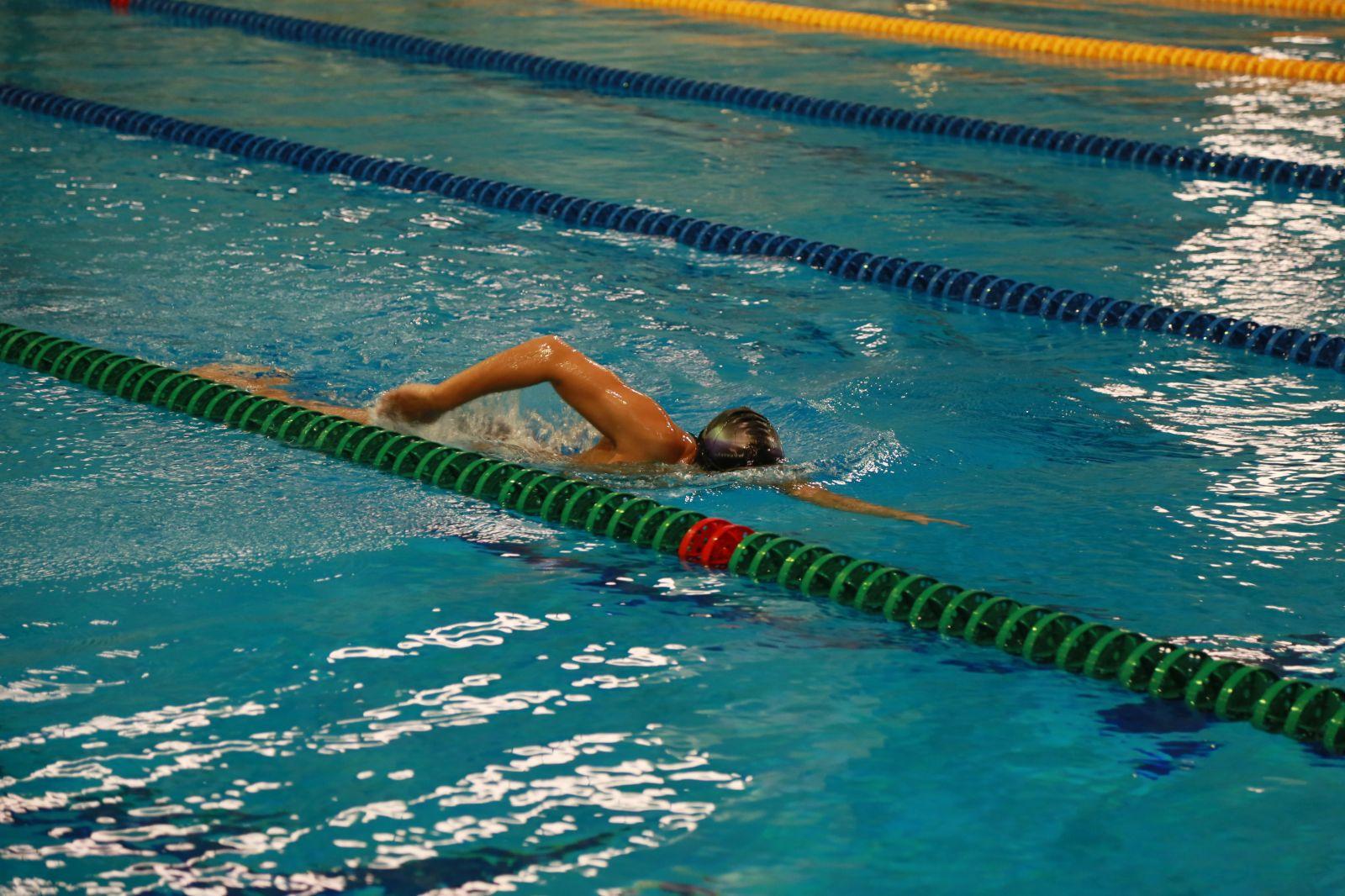 Сборная Республики Башкортостан выиграла командный зачет Кубка России по плаванию спорта лиц с ПОДА, прошедшего в Салавате