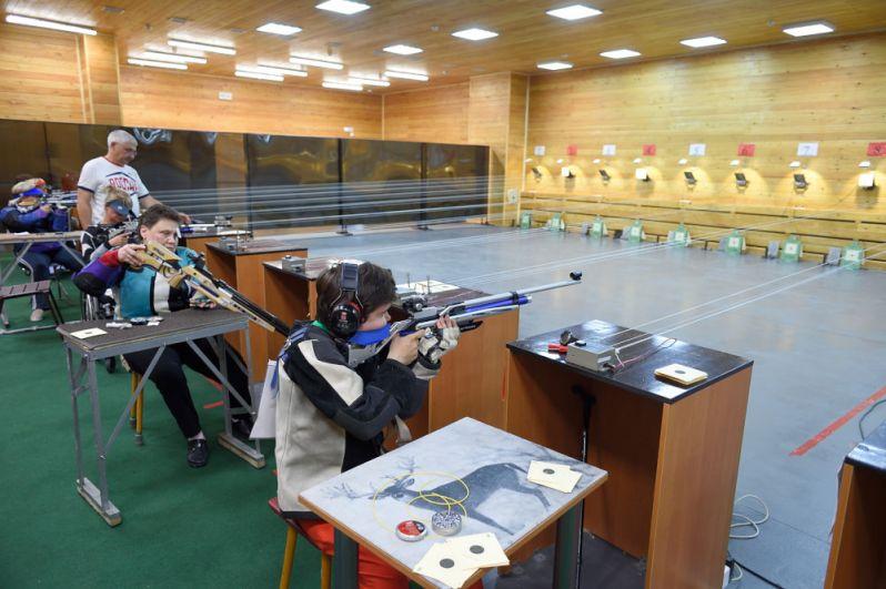 Спортсмены из Белгородской области завоевали наибольшее количество медалей на чемпионате России по пулевой стрельбе спорта лиц с ПОДА в Адыгее