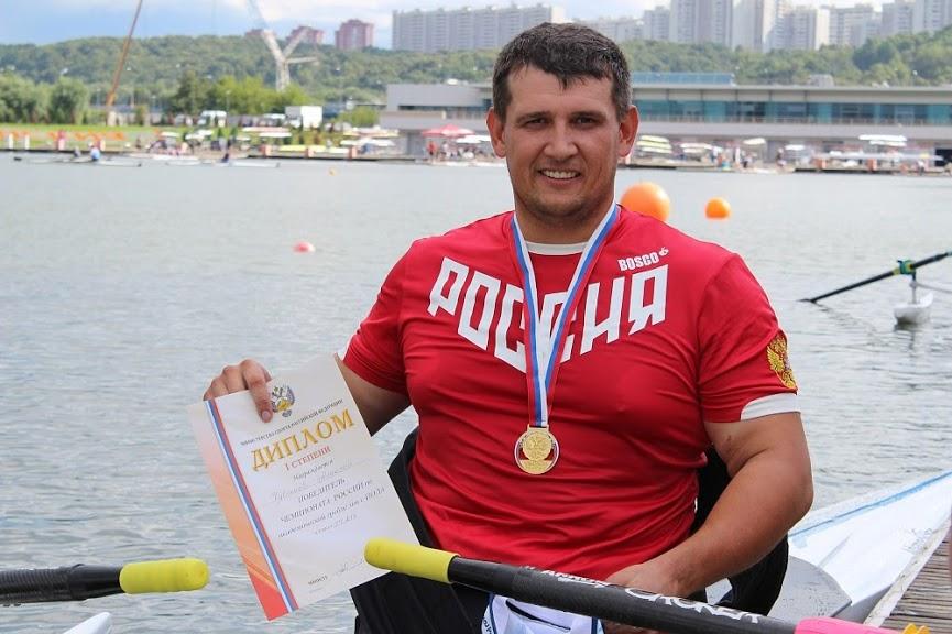 Сильнее обстоятельств – бронзовый призер Паралимпийских игр Алексей Чувашев