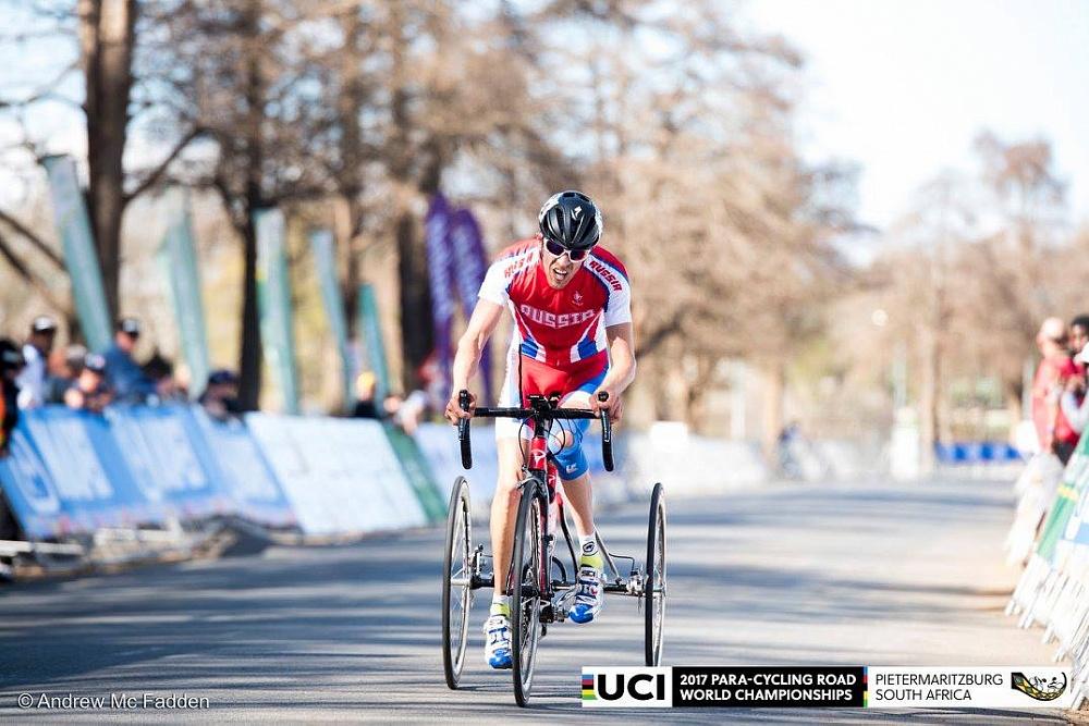 Екатерина Мухортова: российские велосипедисты на чемпионате мира в ЮАР доказали, что входят в элиту сильнейших