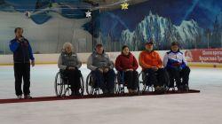 Команда Челябинской области выиграла чемпионат России по керлингу на колясках