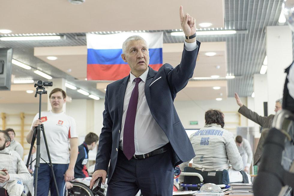 Х.Б. Исмаилов: Половина из всех наград чемпионата Европы – российские, это хорошее достижение!
