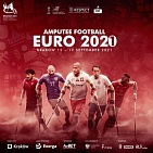The European Amputee Football Championships is moved to 2021