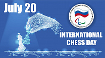 Russian NPC congratulates everyone on the accasion of International Chess Day